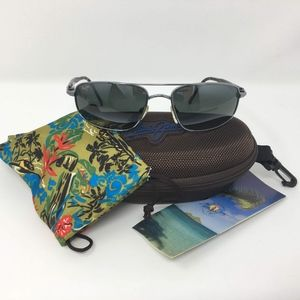 Maui Jim Kahuna Sunglasses MJ 162-02